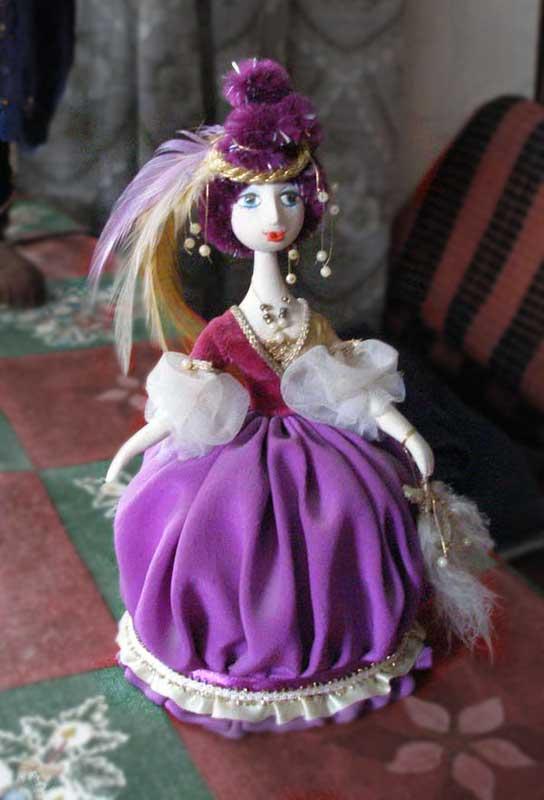 Набор для изготовления куклы своими руками
